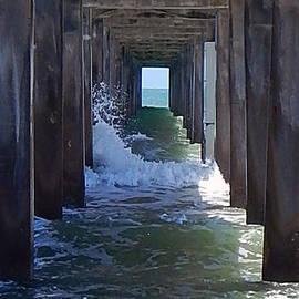 Anissia Hedrick - Under the Pier