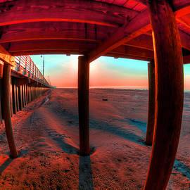 Mike  Deutsch - Under The Boardwalk On Mars
