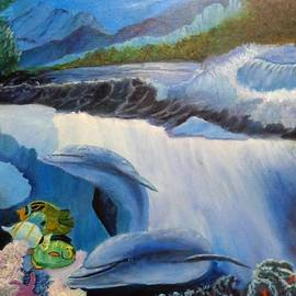 Janis  Tafoya - Under the Waves 1