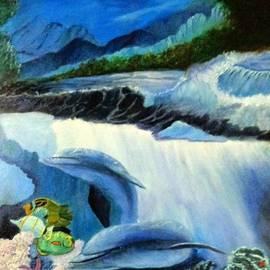 Janis  Tafoya - Under the Waves