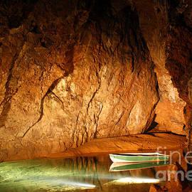 John Wallace - Underground cave