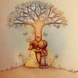Karin Taylor - Underneath the Apple Tree
