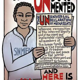 Ricardo Levins Morales - Undocumented