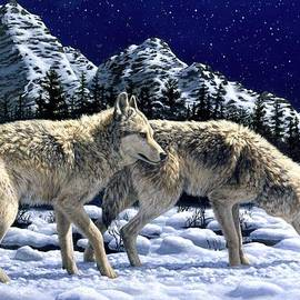 Crista Forest - Wolves - Unfamiliar Territory