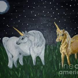 Cassandra Buckley - Unicorns for Julie