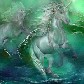 Carol Cavalaris - Unicorns Of The Sea