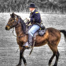 John Straton - Union Horse Officer