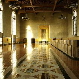 Austin Smoak - Union Station