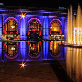 Kevin Anderson - Union Station Reflection