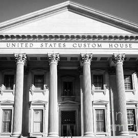 Andrea Anderegg  - United States Custom House - Charleston SC