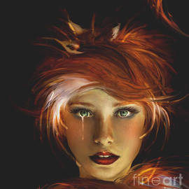 Jaimy Mokos - Untamed The Redhead and the Fox
