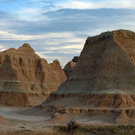 James Peterson - Unusual Formations of the Badlands