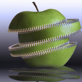Larry Helms - Unzipped Apple