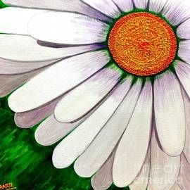 Aarti Bartake - Up Close Daisy