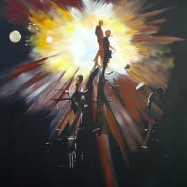 Stuart Engel - Up In The Wings
