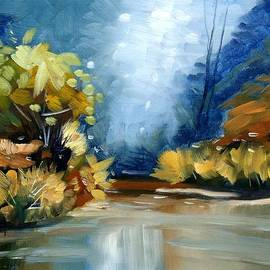 Elena Sokolova - Up the Creek