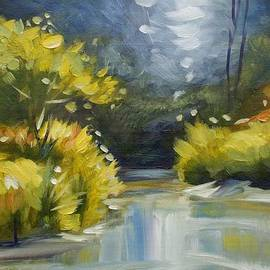 Elena Sokolova - Up the Creek2