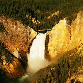 Jeff  Swan - UPPER FALLS YELLOWSTONE