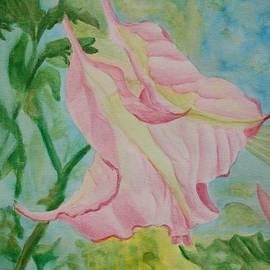 Linda Brody - Upside Down Watercolor