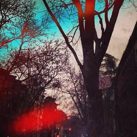 Joey Roesel - Urban Drapes, Sunset  #urban #drapes