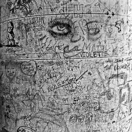 Fei A - Urban Scrawl No. 3