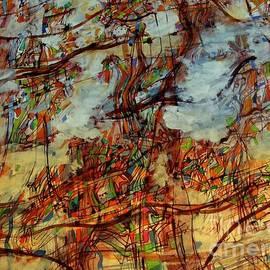 Nancy Kane Chapman - Urban Sprawl at Dawn