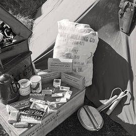 Maj Seda - US Army Rations