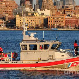 Paul Ward - U.S. Coast Guard - Always Ready