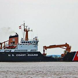 Cynthia Guinn - U.S. Coast Guard Ship 204