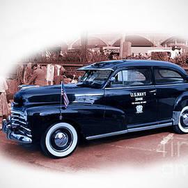 Roger Lighterness - US Navy 1942 Chevrolet