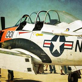 Thomas Woolworth - US Navy T28-C Training Plane