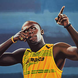 Paul Meijering - Usain Bolt