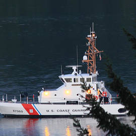 E Faithe Lester - USCGC Blue Shark