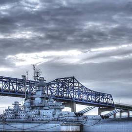 Andrew Pacheco - USS Massachusetts