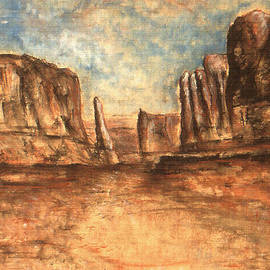 Art America Online Gallery - Utah Red Rocks - Landscape