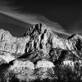 Lance Vaughn - Utah - Zion National Park 001 BW