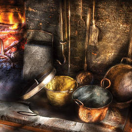 Mike Savad - Utensils - Colonial Kitchen