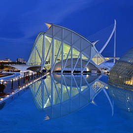 Marek Stepan - City of Arts and Sciences