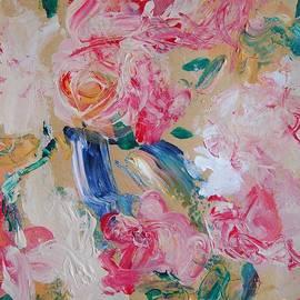 Nancy Kane Chapman - Valentine Bouquet