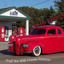 Thomas Woolworth - Valentine We Will Cruise Forever