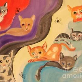 Rachel Carmichael - Valley of the Kittens