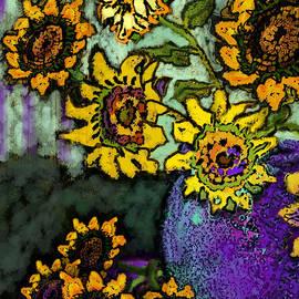 Carol Jacobs - Van Gogh Sunflowers Cover