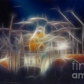 Gary Gingrich Galleries - Van Halen-OU812-D32A-Fractal