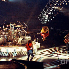 Gary Gingrich Galleries - Van Halen-OU812-Sammy-Jump