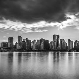 Pierre Leclerc Photography - Vancouver City in Black and White