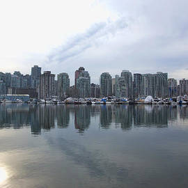 Joanna Madloch - Vancouver Cityscape