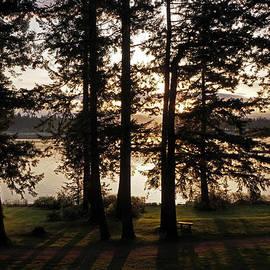 Inge Riis McDonald - Vancouver Island Sunrise