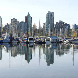 Marilyn Wilson - Canada Place in Vancouver BC