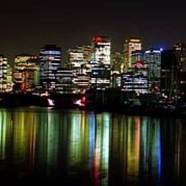 Randy Giesbrecht - Vancouver Skyline