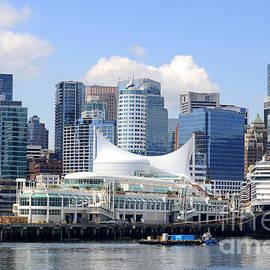 Charline Xia - Vancouver Waterfront Landmarks